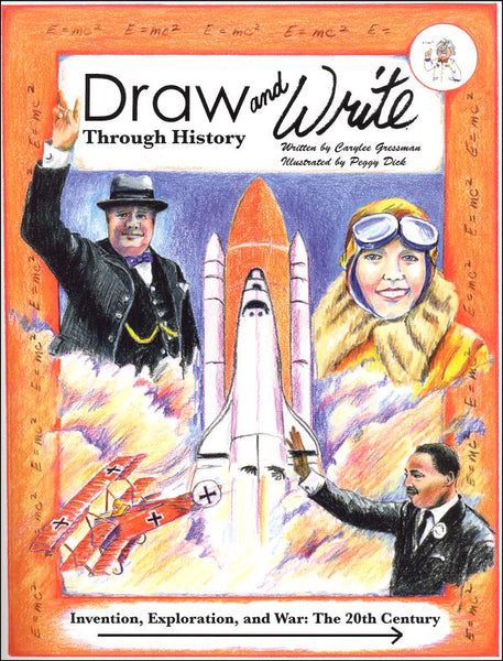 Draw and Write Through History: 20th Century