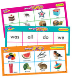 Wipe-Off: Rhyming, Sight Words, and Initial Consonants