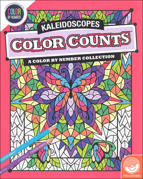 Color Counts Kaleidoscopes