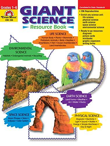 Giant Science Resource Book, Grades 1-6