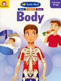 Early Bird: Body - Activity Book