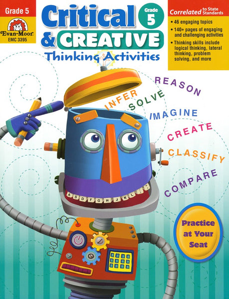 Critical and Creative Thinking Activities-Grade 5