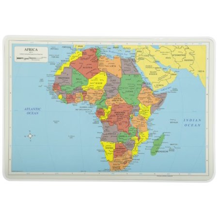 Learning Africa Placemat