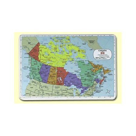 Learning Canada Placemat