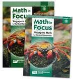 Math in Focus Grade 7 Second Semester Homeschool Package