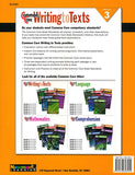 Common Core Writing to Texts - Grade 3