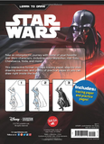 Learn to Draw Star Wars: How to draw your favorite characters, including Chewbacca, Yoda, and Darth Vader!