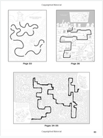 Super Fan Mazes