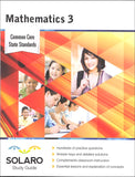 Common Core Mathematics Grade 3 (SOLARO Study Guide)