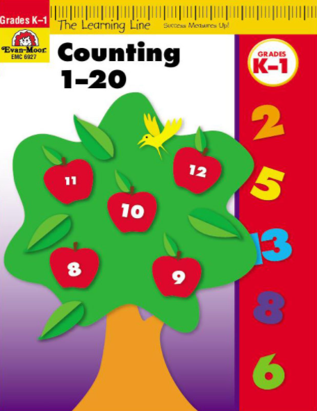 Counting 1-20 (Learning Line)
