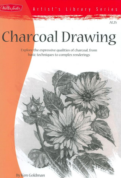 Charcoal Drawing (Artist's Library)