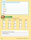 Daily Summer Activities Grade 1-2