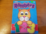 Coloring & Activity Book: Numbers 123