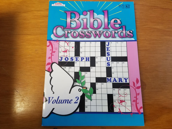 Bible Crosswords Volume 2