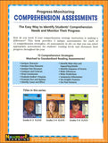 Progress-Monitoring Comprehension Assessments Grades 3-4