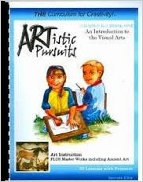 Artistic Pursuits K-3 Book 1