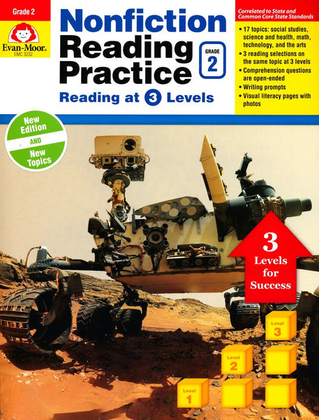 Nonfiction Reading Practive Grade 2