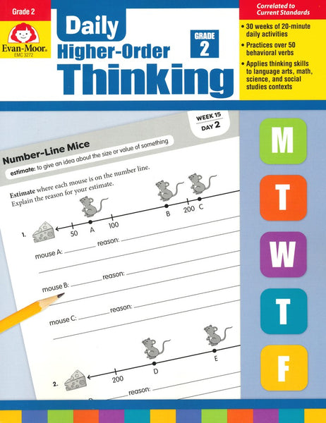 Daily Higher-Order Thinking - Grade 2