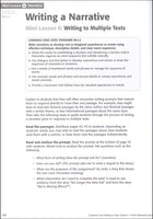 Common Core Writing to Texts - Grade 4