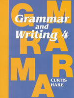 Grammar & Writing Student Textbook Grade 4