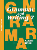 Grammar & Writing Student Textbook Grade 7 2nd Edition