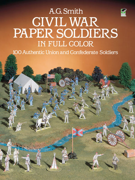 Civil War Paper Soldiers