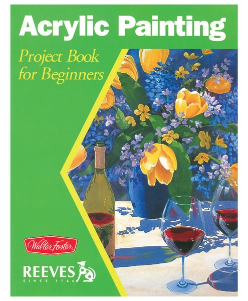 Acrylic Project Book for Beginners