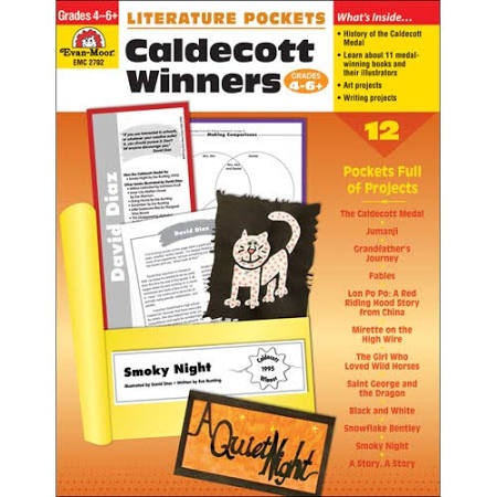 Literature Pockets, Caldecott Winners