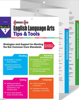 Common Core English Language Arts Tips & Tools Grade 7