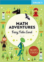 Math Adventures Grade 3: Fairy Tale Land