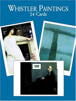 Whistler Paintings 24 Art Cards