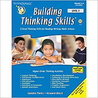 Building Thinking Skills Level 2 (With Instruction/Answer Guide)