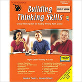 Building Thinking Skills® Level 3 Verbal - Instruction/Answer Guide