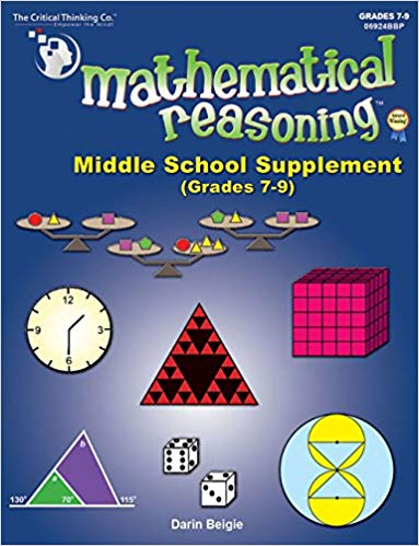 Mathematical Reasoning™ Middle School Supplement