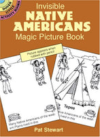 Invisible Native Americans Magic Picture Book