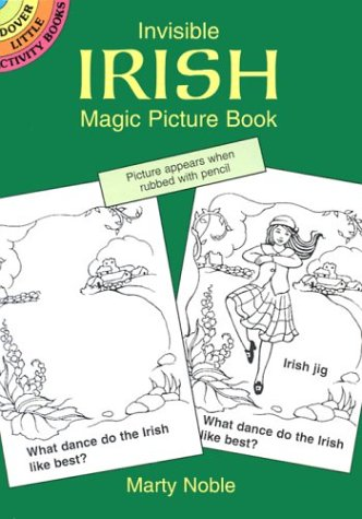 Invisible Irish Magic Picture Book (Dover Little Activity Books)