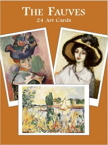 The Fauves 24 Art Cards