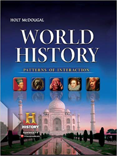 World History: Patterns of Interaction Homeschool Package