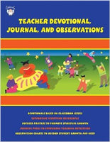 Teacher Devotional, Journal and Observations