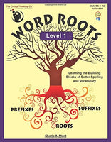Word Roots Level 1: Learning Better Spelling and Vocabulary