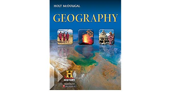 Geography Homeschool Package