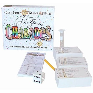 The Game Charades