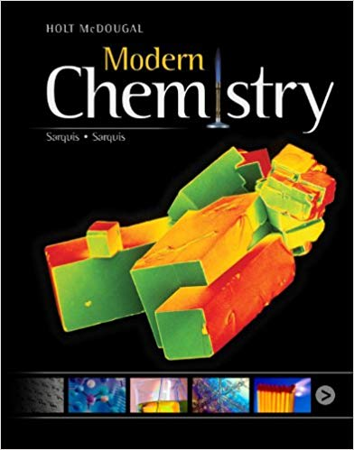 Modern Chemistry Homeschool Package