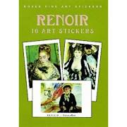 Renoir: 16 Art Stickers