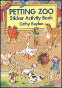 Petting Zoo Sticker Activity Book