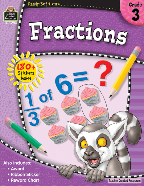Ready-Set-Learn: Fractions