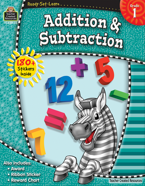 Ready-Set-Learn: Addition & Subtraction