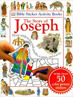Ultimate Sticker Book The Story of Joseph