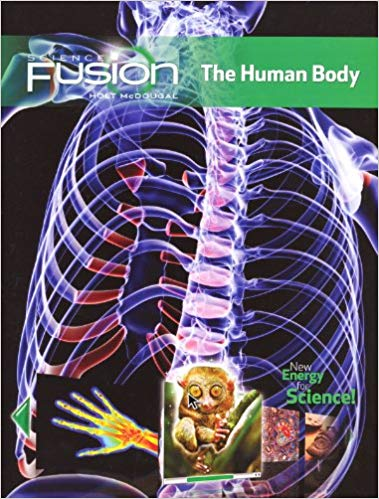 Science Fusion Homeschool Package Grades 6-8 Module C: The Human Body