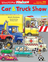 Storytime Stickers: Car & Truck Show